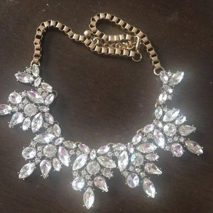 Jewelry - Rhinestone Statement necklace